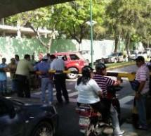 Cerrados accesos a la Universidad Central de Venezuela