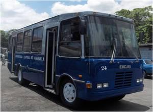 transporte UCV