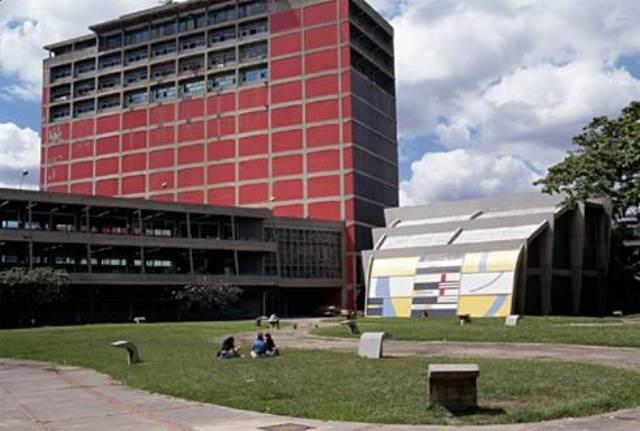 UCV - biblioteca Central