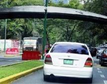 El lunes empieza restricción de acceso de carros a la UCV