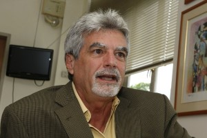 Profesor Bernardo Méndez Vicerrector Administrativo