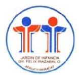 Logo Jardín de Infancia Dr Felix Irazabal Osio