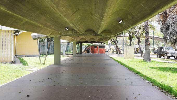 """La UCV vive un """"paro técnico por etapas""""."""