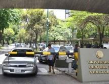 VENEZUELA: Estudiantes y profesores UCV exigen aumento presupuestario