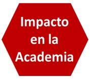 impacto en la academia
