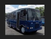 9 de 16 unidades de Transporte que se encontraban operativas están presentando fallas