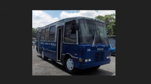 Transporte autobus