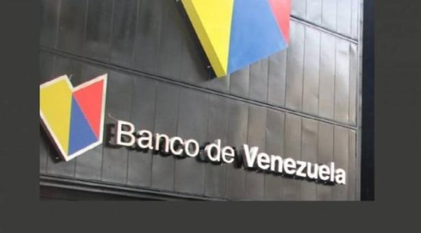 Banco de Venezuela inicia operativo en la UCV para otorgamiento de Credinómina