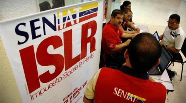 Seniat hará operativo en la UCV para la declaración del ISLR los días 21 y 22 de marzo