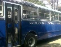 Se realizará operativo para recuperación de cauchos de las unidades autobuseras