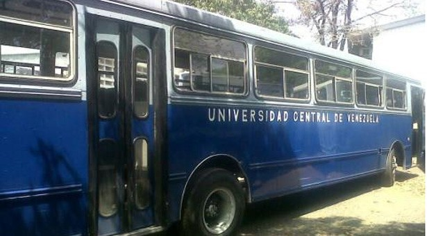 Disponible suministro de combustible para las unidades de transporte universitario