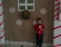 Así celebraron la navidad los niños y niñas del Jardín de Infancia