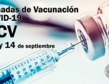 La UCV realizará jornadas de vacunación contra COVID-19